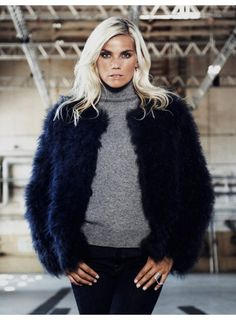 ABBA  fur club collection