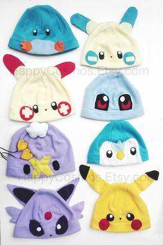 Ten Dollar Pokemon Hats $10.00