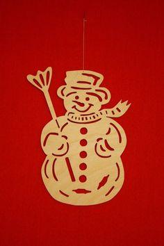 Sneeuwman.