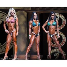 """Stephanie Mahoe on Instagram: """"#Throwbackthursday to the @arnoldsports earlier this year. I had dreamed about being on that Bikini International stage for years."""