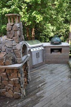 DIY+Outdoor+Kitchen   DIY Outdoor Kitchen