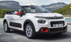 Citroen nieuws: Designer doet Citroën C3 Pluriel herleven - Gocar.be