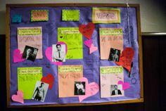 February Bulletin Board February Bulletin Boards, Ra Boards, Frame, Decor, Picture Frame, Decoration, Decorating, Frames, Deco