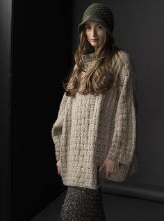 HANIA by Anya Cole Gisella Mock Neck Sweater Fall/Winter