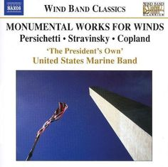 Monumental Works for Winds [CD]