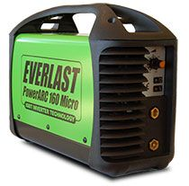 Everlastwelds is big brand for welding equipments in Australia, brings stick welders for sale (Stick (SMAW) Welders: Power ARC 160 Micro) with some additional Features like Low Power Consumption, Extremely light weight (5 kgs), Powerful 160 Amps with excellent duty cycle and Simple easy to use etc at very reasonable price $329.00 (incl. GST) in Australia.