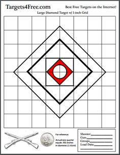Print Your Own Shooting Targets for Free!