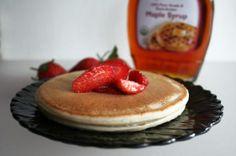 pancake+light+sans+matière+grasse+et+peu+calorique