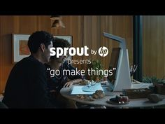 Bookhou and Sprout by HP - YouTube
