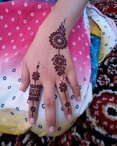 Eid henna by me
