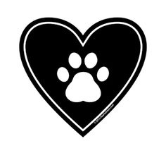 #Paw #Love #Sticker – The General Store #Seattle, LLC #local #locavore #MadeinUSA #gifts