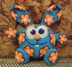 Besties just hanging crocheted bunny knitted personalised bunny homemade crochet african flower free pattern bunny crochet craft crochet animal crochet bunny negle Gallery