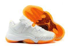 """fbab68402f9 2016 Air Jordans 11 Low """"Citrus"""" Shoes For Sale Cheap"""