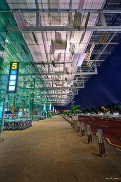 HDR Photo: Changi Airport
