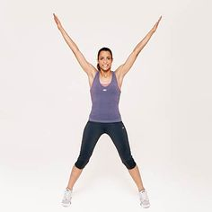 Classic Jumping Jacks - The Best 30-Minute Boot Camp Workout - Health.com