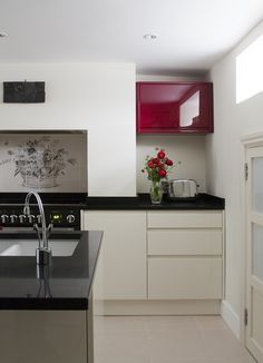 Cloudesley Place Kitchen