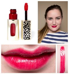#DailySwatch: #Loreal Colour Riche Extraordinaire (click image for shade/product details) via pinterest.com/radiancereport/  -- #beautyblogs #bbloggers #mua #makeup #beauty #swatches @lorealparisus