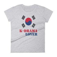 K-Drama Lover Women's short sleeve t-shirt