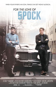 """""""For the Love of Spock"""" is a documentary about the life of Leonard Nimoy, Spock on """"Star Trek,"""" funded by fans through Kickstarter."""