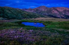 Sunset on Independence Pass in the Rock Mountains! It is between Aspen, Colorado and Buena Vista. Have a great weekend,my friends!
