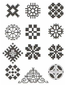 latvian sun symbols