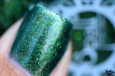 Spell Polish is a boutique/indie nail lacquer with a luxurious formula of glitters, micas and pigments- MINUS the toxins! Out Of The Woods, Swatch, Rings For Men, Glitter, Beautiful, Going Out, Woodwind Instrument, Men Rings, Pattern