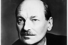 Clement Attlee:  enigmatic, out of time – and formidable