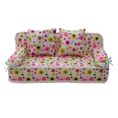 Description:Sweet Home floral sofa--the Barbie doll has a rustic pink color more to meet the girls of girls heart. Decorate Barbie house furniture is an indispensable.Cute decorations – lens we wi...