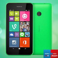 Attiva adesso la promo TIM SMART! Oltre ad avere 400 minuti, 400 sms, 2 GB di Internet e Adsl illimitata a casa, puoi avere il #Nokia Lumia 530 a soli 39 € :)