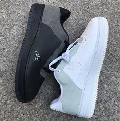 quality design be114 73a8f A-COLD-WALL And Nike Are Releasing An Air Force 1 In Black