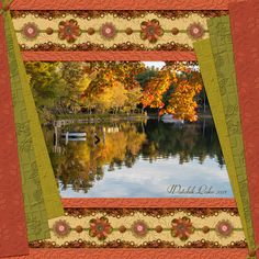 Country Liv's Graphics - Watchik In Autumn - ScrapBird Gallery