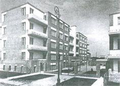 Jan Stefanowicz, Warsaw, 1929-31