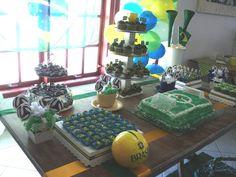 Brazilian Birthday Party