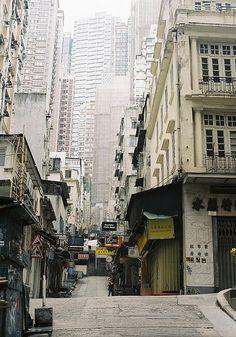 Hong Kong Hill
