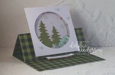 Stampin' Up! Paper Pumpkin October 2017 Kit and Alternative Projects. Pining For Plaid. Debbie Henderson, Debbie's Designs. #paperpumpkin #stampinup #debbiehenderson #debbiesdesigns #alternativeprojects
