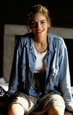 Julia Roberts as Darby Shaw, The Pelican Brief, 1993
