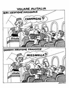 Giannelli - Corriere della Sera 29 marzo 2008
