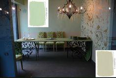 Emery & cie - Paints - Matt Paints - Examples - Shopwindows