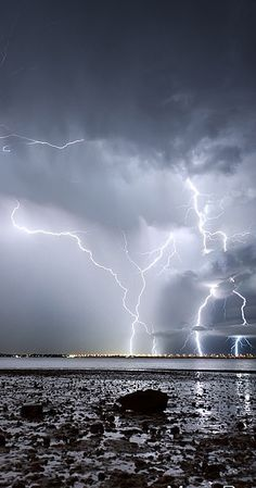Yea!!! We had a fantastic lightening storm last nite, Aug 9th. Booms, low rumbles, actual lightening bolts (not the typical sheet lightening)... Haven't had a good one in SW Puget Sound for years.