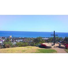 Sunday view. #venturalife  Image by www.instagram.com/jordanmarcellus #DowntownVentura #grantpark #ocean  #view #venturapier