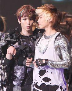 Key and Jonghyun - SHINee