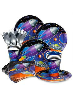 Space Party Standard Kit -Space Party Supplies