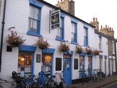 Cambridge Blue pub
