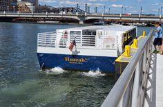 Boston Harbor Cruise Cultural Connector in Boston