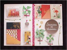 Mon premier Happy Mail aux couleurs estivales {Projet DIY} - Purple Jumble Happy mail courrier mailing DIY tuto creation goodies cadeaux gift cartes