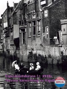 Voorstraat Dordrecht (jaartal: 1910 tot 1920) - Foto's SERC