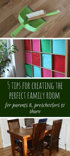 Family room ideas: How to create the perfect family room for parents and preschoolers to share, what you need to think about #playrooms #playroomideas #storage #familyroom #preschoolers #parenting #playroom #ikea #furniture #familylife #family