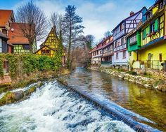 Beautiful Kaysersberg, France | 10 little towns in France you need to visit Now!