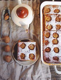 Asia White Kitchen: Przednówek i ciasto bananowo-marchewkowe