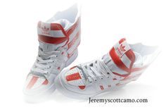 9734b3aeff2c Find Quality Adidas Wings American Flag Buy and more on Airyeezyshoes. Jeremy  Scott ...